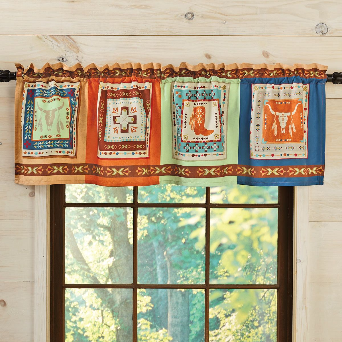 Southwest at Heart Valance - CLEARANCE