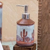 Southwest Cactus Lotion Pump