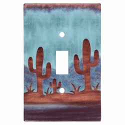 Southwest Cactus Switch Covers