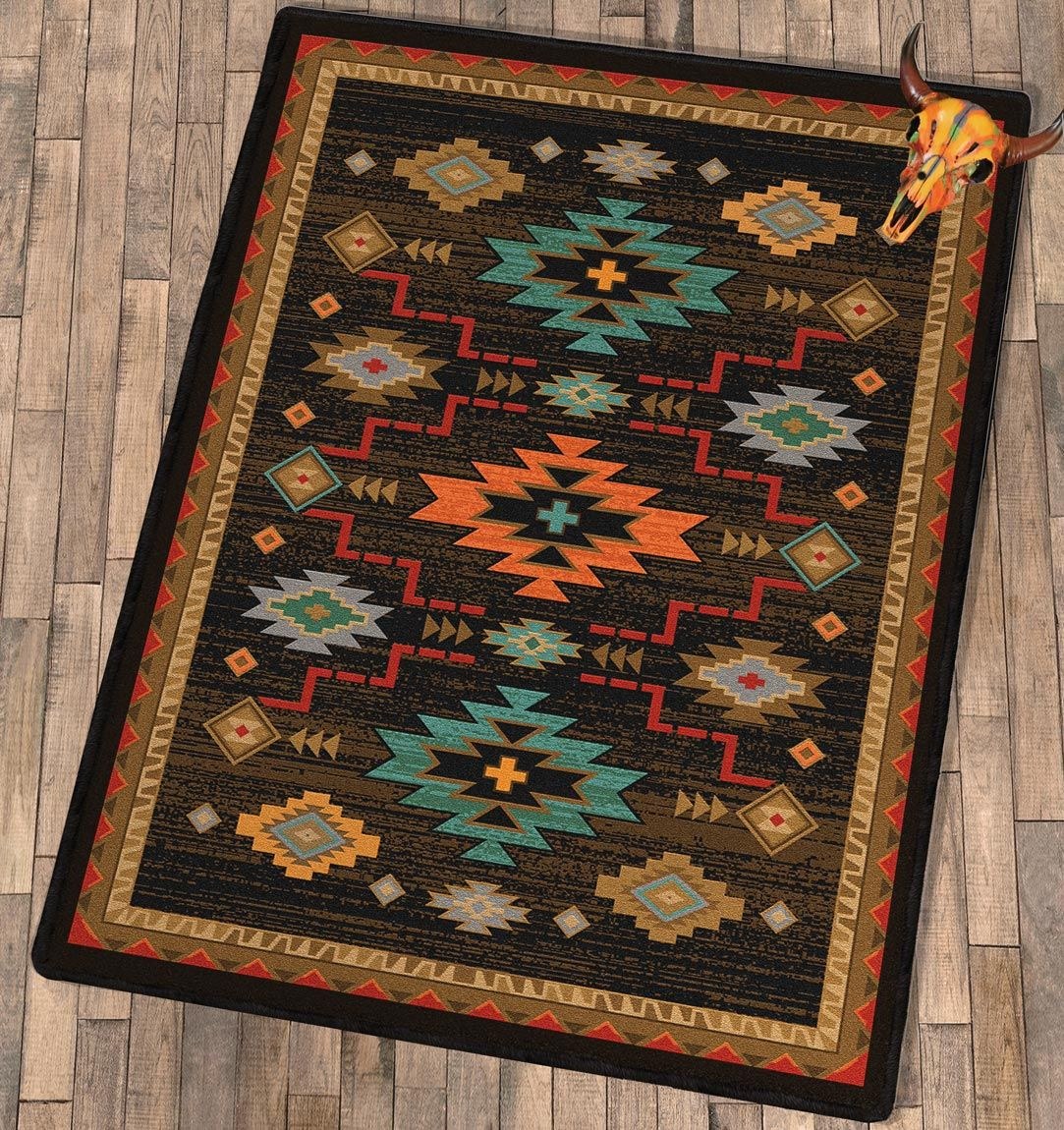 Southwest Canyon Rug - 3 x 4