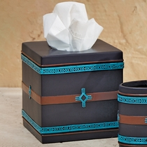 Southwest Canyon Tissue Box