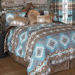 Southwest Diamonds Chenille Bedding Collection