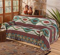 Southwest Expressions Sofa Cover