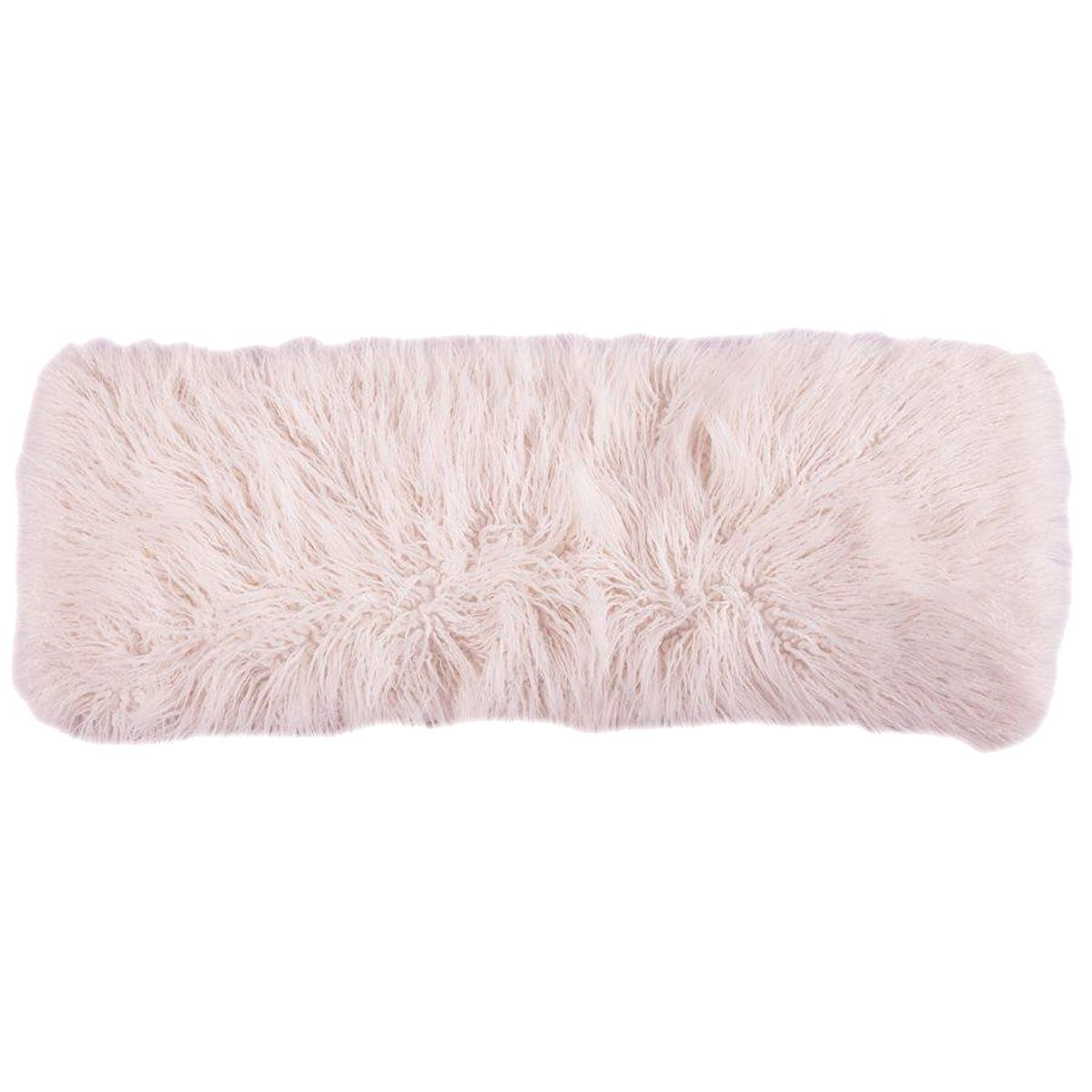 Southwest Flora Fur Pillow