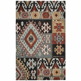 Southwest Geometric Patches Rug Collection