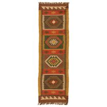 Southwest Harvest Rug - 3 x 8