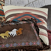 Southwest Mesa Accent Pillow