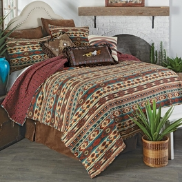 Southwest Mesa Quilt Bedding Collection