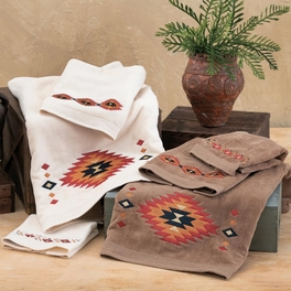 Southwest Sedona Towel Sets