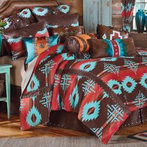 Southwest Shadows Bed Set - Queen - CLEARANCE