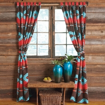 Southwest Shadows Drapes - OUT OF STOCK