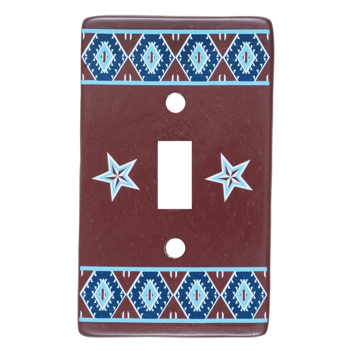 Southwest Star Single Switch Plate - CLEARANCE
