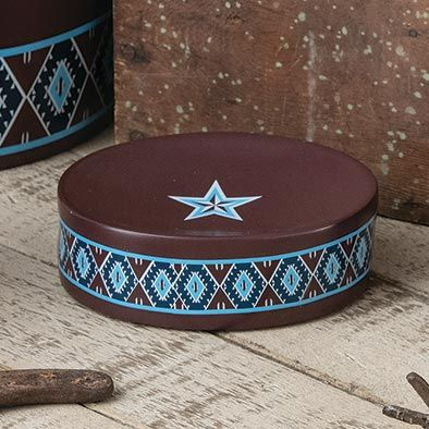 Southwest Star Soap Dish - CLEARANCE
