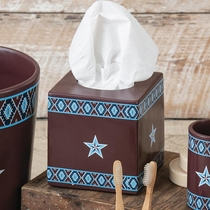Southwest Star Tissue Box