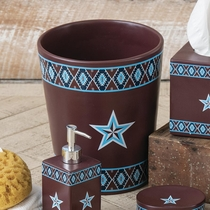 Southwest Star Waste Basket