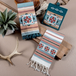 Southwest Sunrise Kitchen Linens