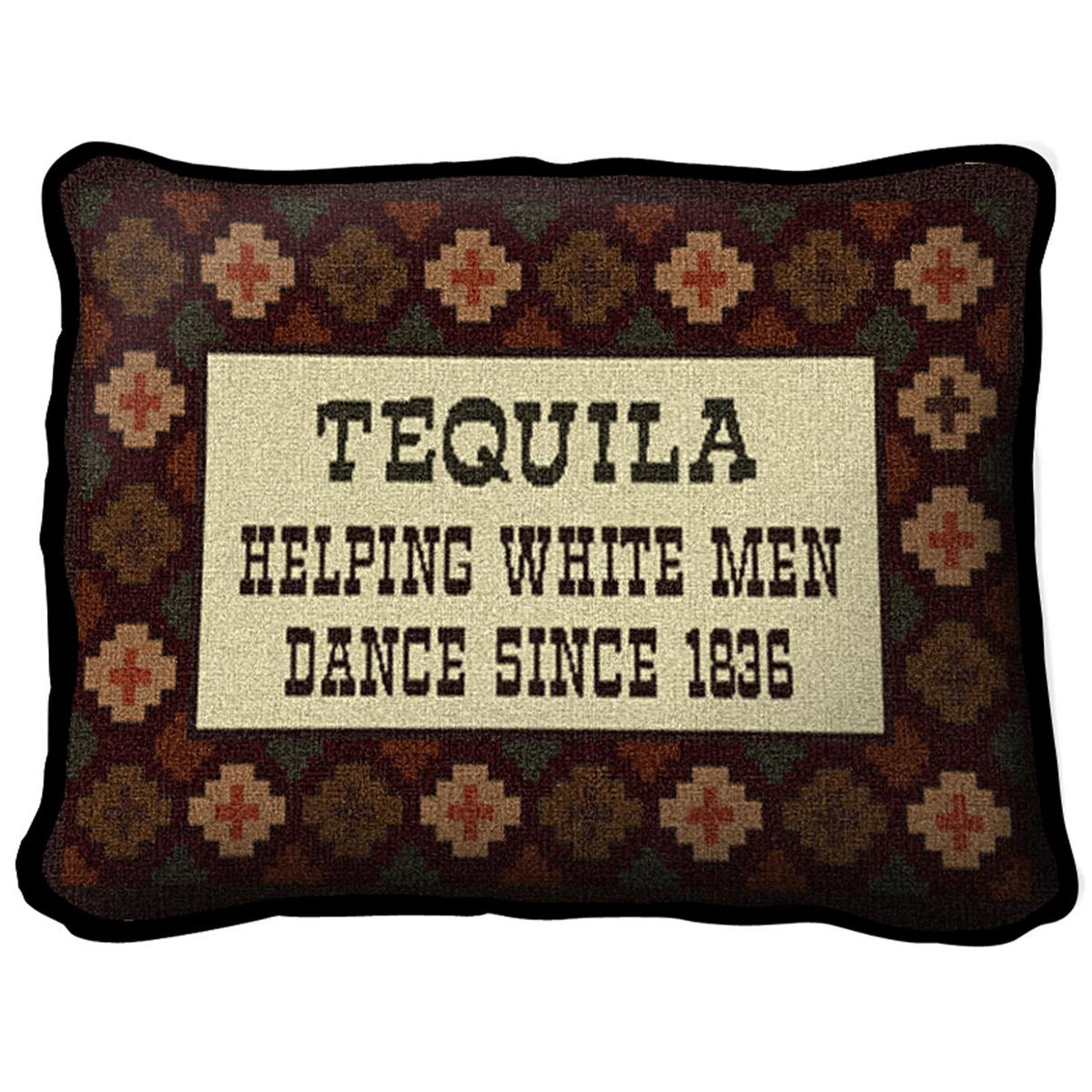 Southwest Tequila Pillow