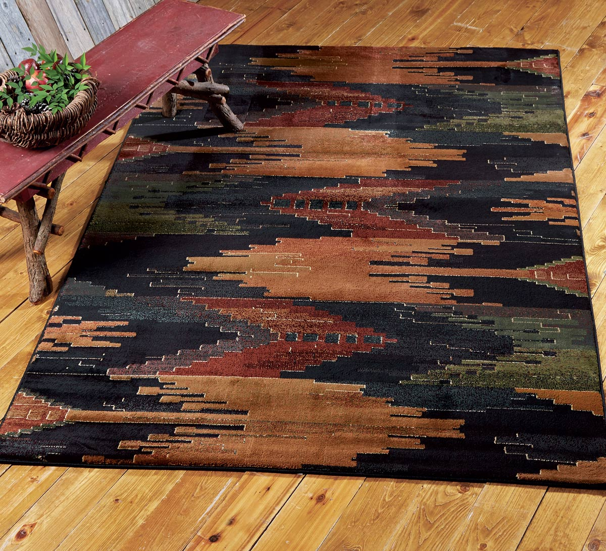 Southwest Ways Rug - 8 x 11