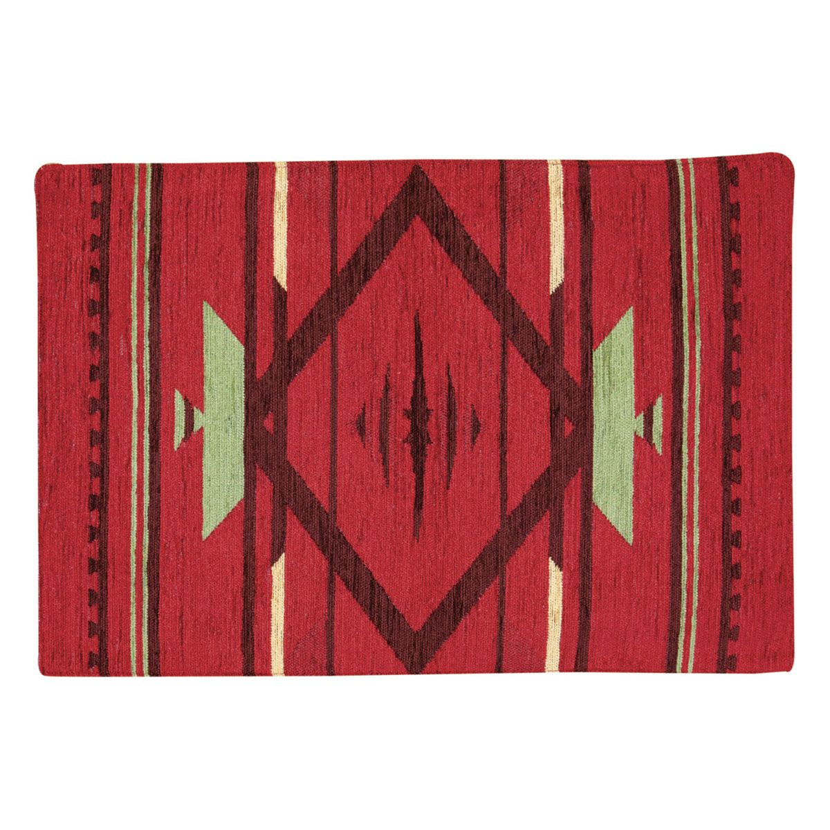 Southwestern Flame Tapestry Placemat