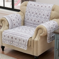 Southwestern Winter Chair Cover