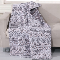 Southwestern Winter Throw