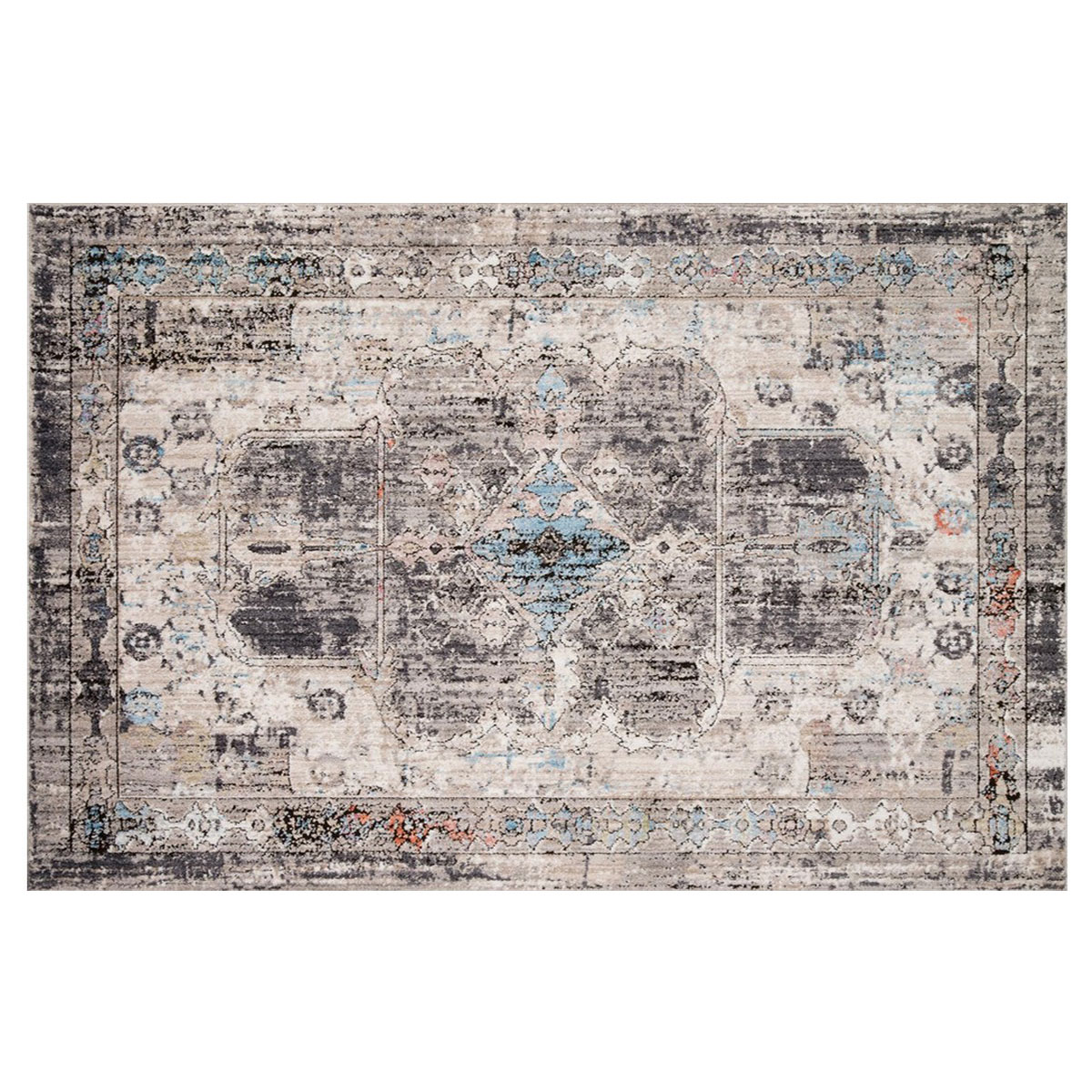 Speakeasy Natural Stone Rug - 4 x 6