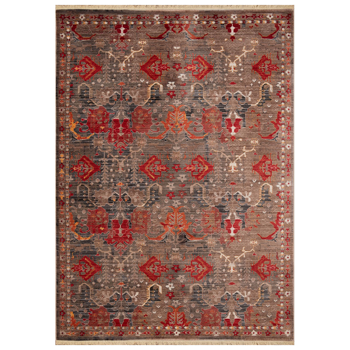 Spiced Canyon Rug - 8 x 11