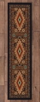 Spirit Canyon Rug - 2 x 8