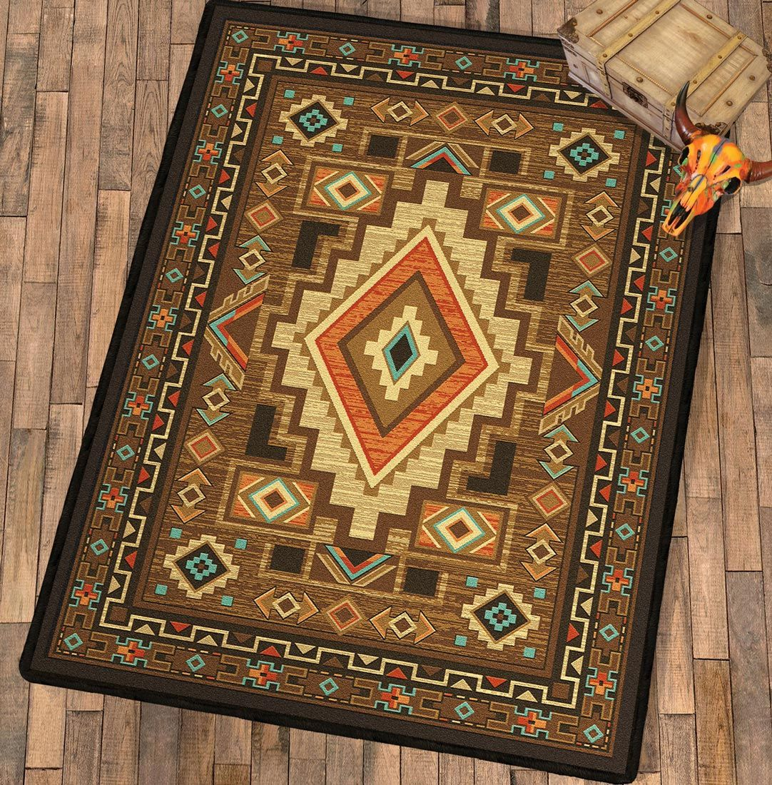 Spirit Canyon Rug - 3 x 4