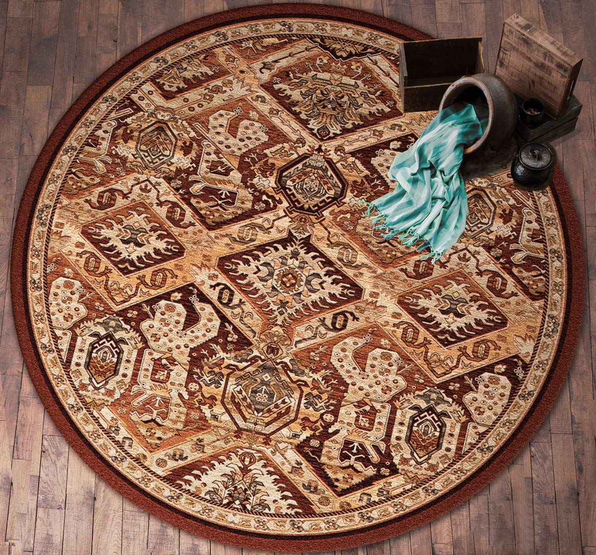 Spirit Dancer Rug - 8 Ft. Round