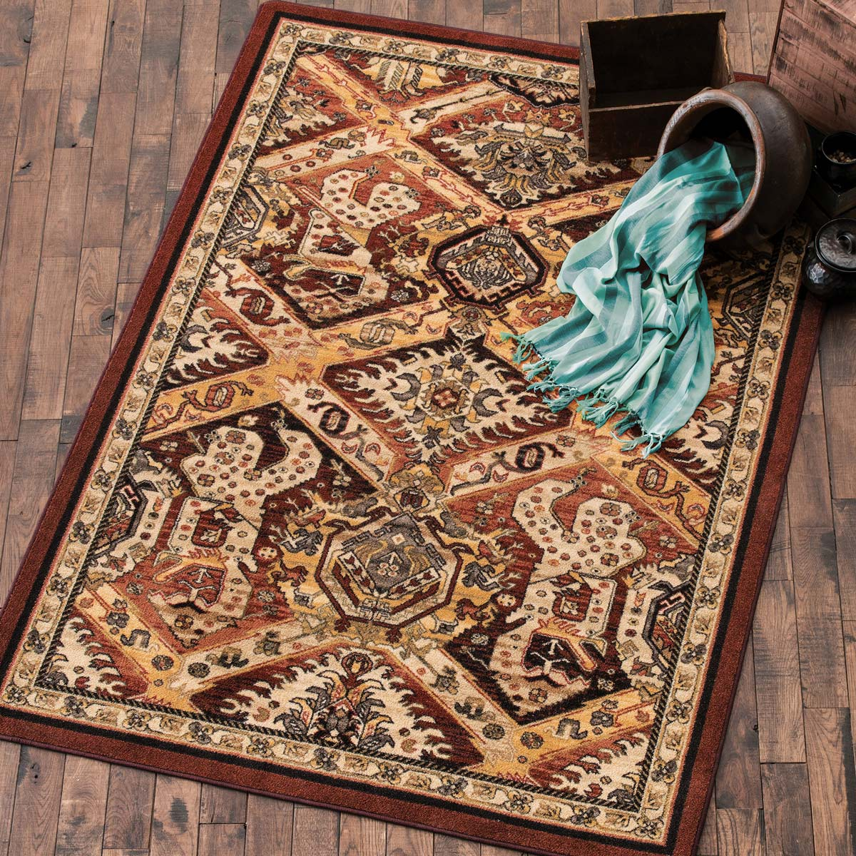Spirit Dancer Rug - 8 x 11