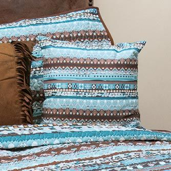 Spirit River Accent Pillow