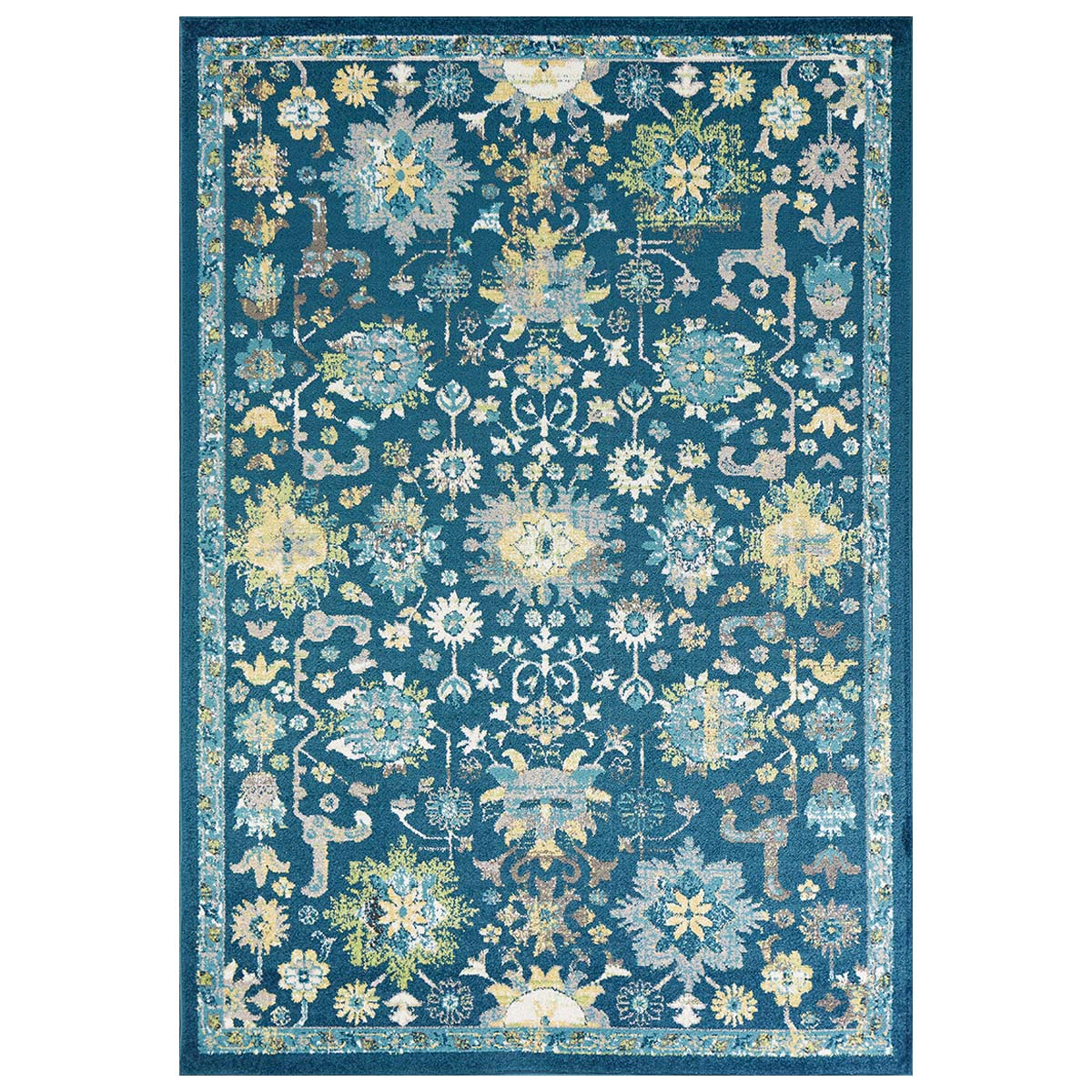 Stagecoach Luxury Rug - 5 x 8