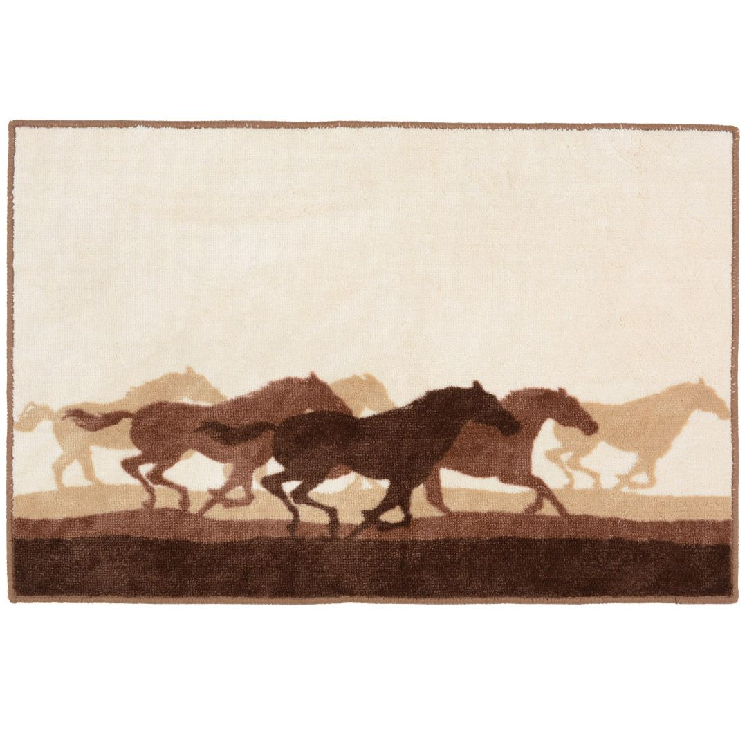 Stampede Bath/Kitchen Rug