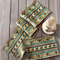 Stampede Table Runner