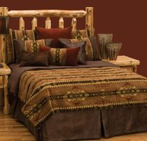 Stampede Value Bed Set - Super Queen