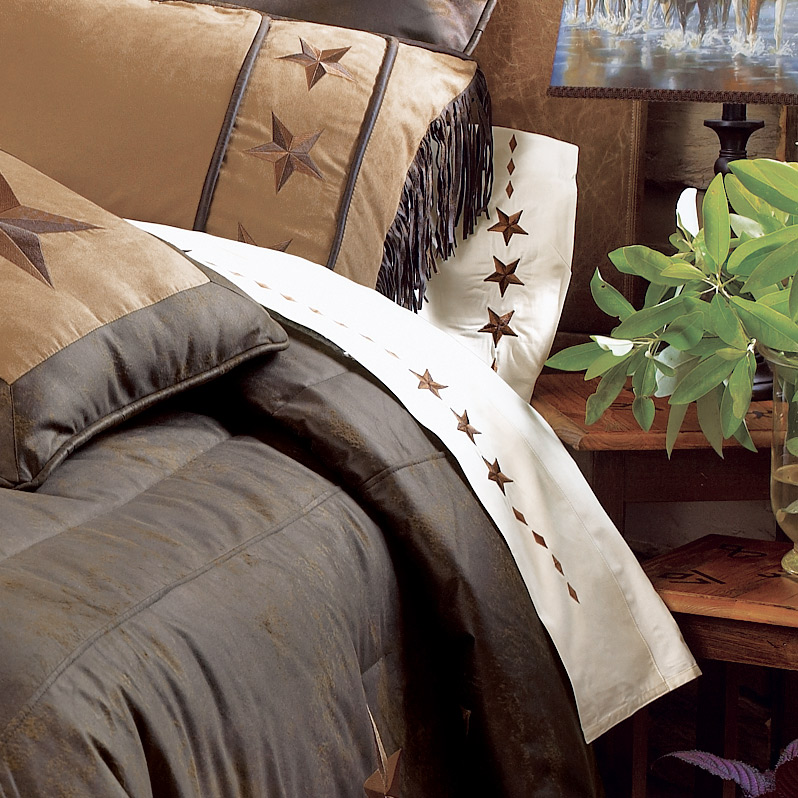 Star Cream Sheet Set - King