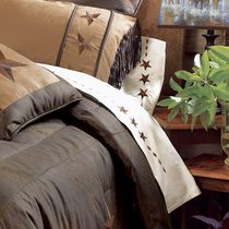 Star Cream Sheet Set - Queen