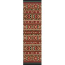 Star Eagle Terracotta Rug - 2 x 8