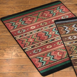 Star Eagle Terracotta Rug Collection