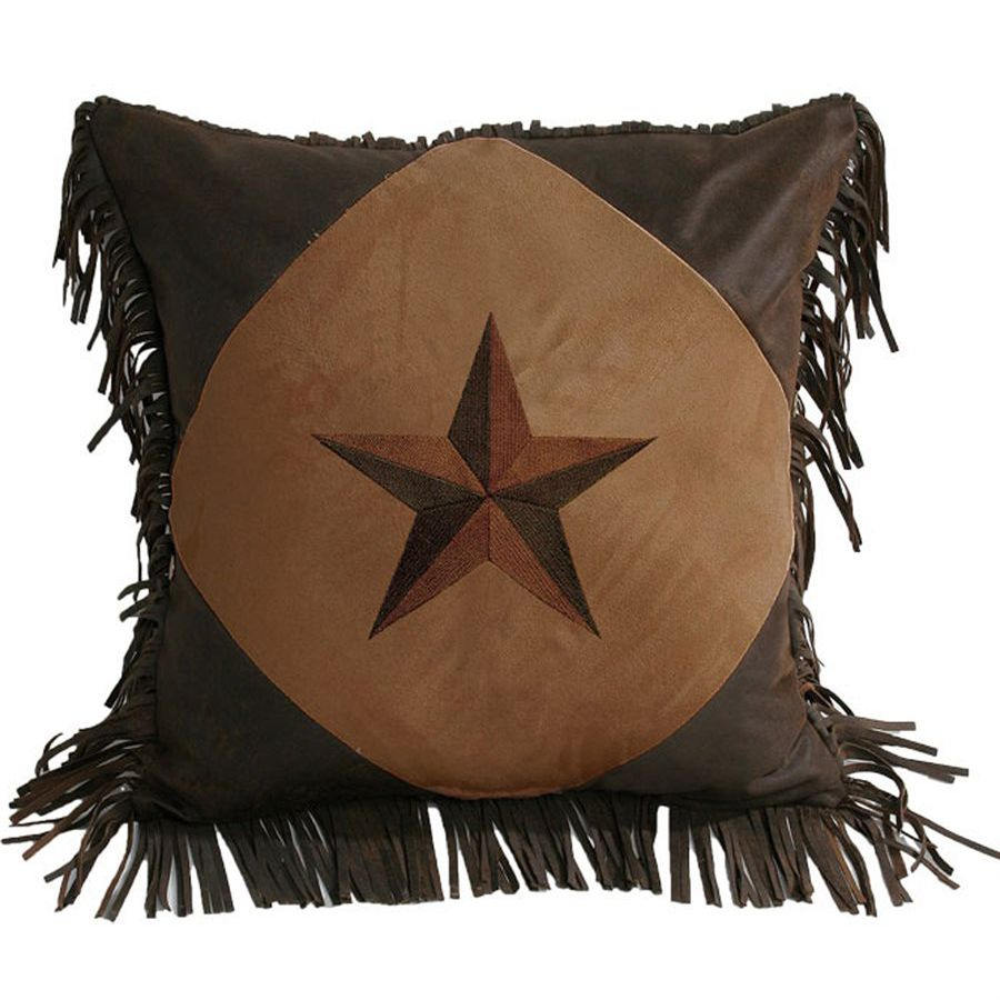 Star Ranch Diamond Star Pillow