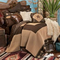 Star Ranch Quilt Set - King