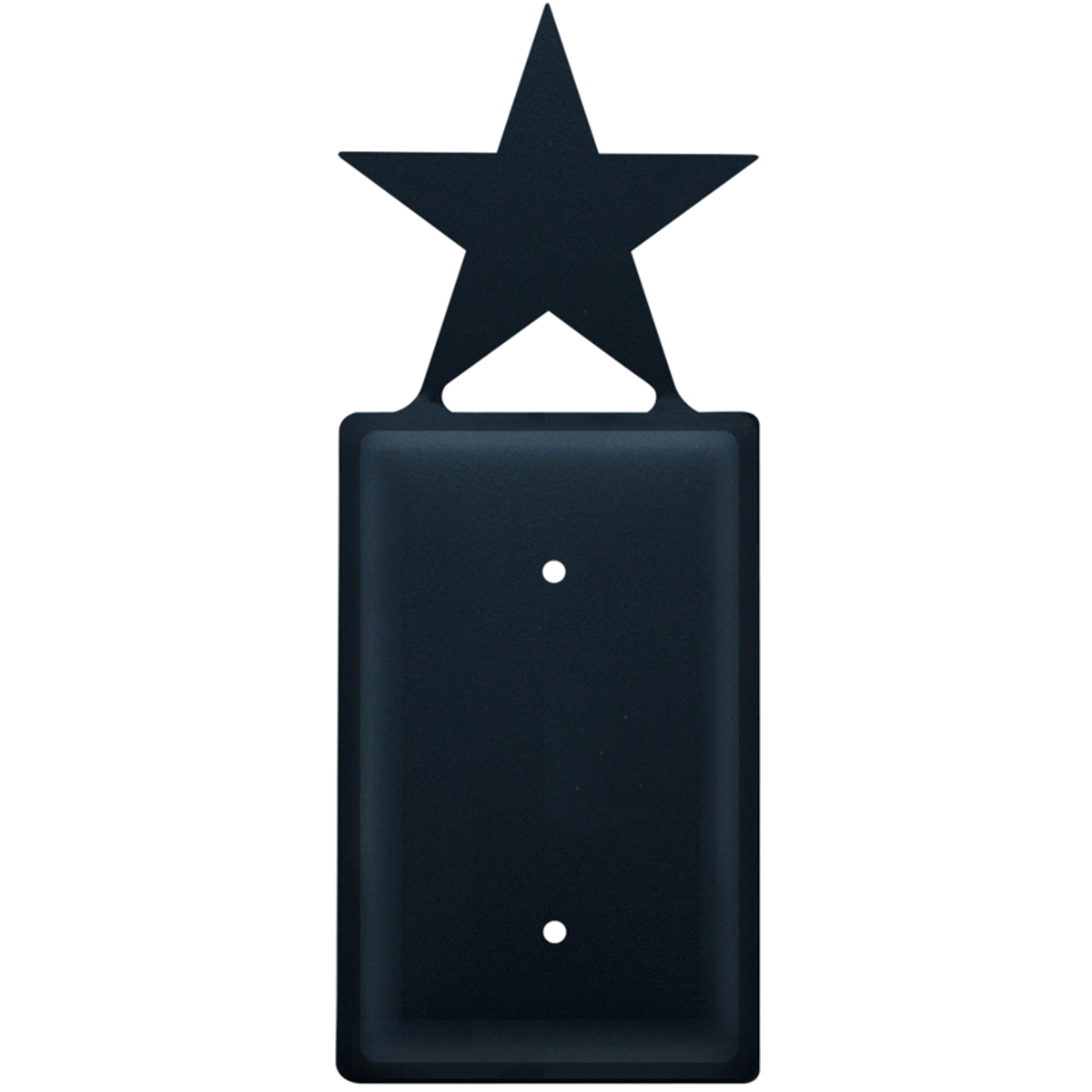 Star Single Electrical Cover