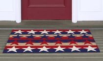 Star Spangled Indoor/Outdoor Rug - 2 x 3