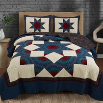 Stargazer Quilt Set - King