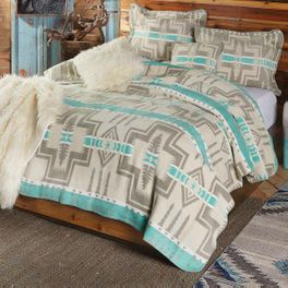 Storm Cloud Crosses Bedding Collection