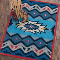 Stormy Skies Rug - 8 Ft. Round