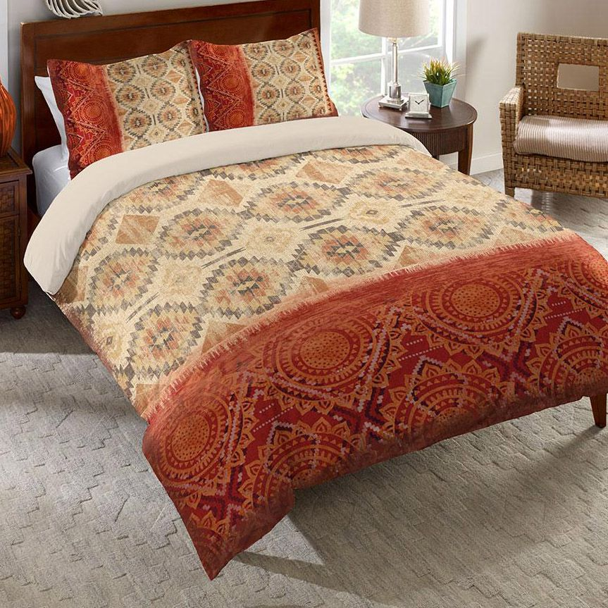 Sun Canyon Comforter - Twin