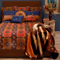 Sun Valley Reversible Coverlet - Cal King