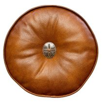 Sun Valley 16-Inch Round Pillow